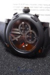 Romain Jerome Titanic Chronograph 50mm five black