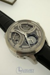 Maurice Lacroix Masterpiece Lune Retrograde Skeleton Limited
