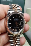 Rolex Datejust Two Tone (Rose & Steel)
