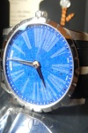 Roger Dubuis Excalibur White Gold Lapis Dial