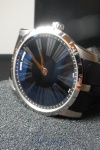 Roger Dubuis Excalibur White Gold Onyx Dial