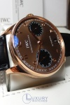 IWC Portuguese 7 Day Rose Gold Boutique edition