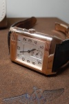 Jaeger Lecoultre Reverso Duo Pink Gold