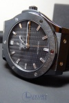 Hublot Classic Fusion 45 Carbon Fiber Black Magic
