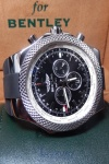Breitling Bentley GMT White Gold Limited