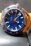 Omega Seamster Planet Ocean GMT GoodPlanet Foundation Limited