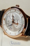 Jaeger Lecoultre Master Geographic Rose Gold