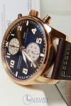 IWC Pilot St. Exupery Chronograph Rose Gold