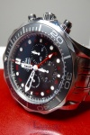 Omega Seamaster Diver 300m Co-Axial GMT Chronograph 44mm Mens Watch