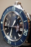 Blancpain Fifty Fathoms Automatic 45mm Blue Dial