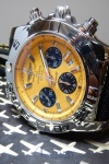 Breitling B01 Code Yellow Limited Chronomat