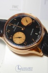 IWC Portuguese 7 Day Rose Gold Limited Dial