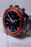 Planet Ocean Coaxial 45.5 Orange
