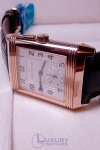 Jaeger Lecoultre Reverso Duoface Rose Gold