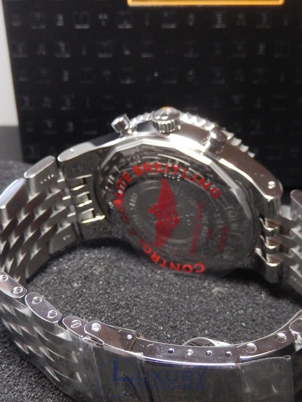 Breitling Montbrillant 47 Limited Edition