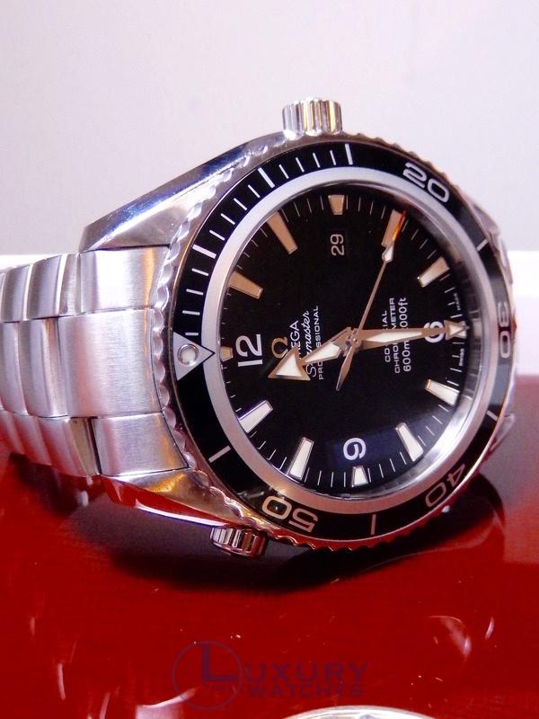 Omega Seamaster Planet Ocean 45.5