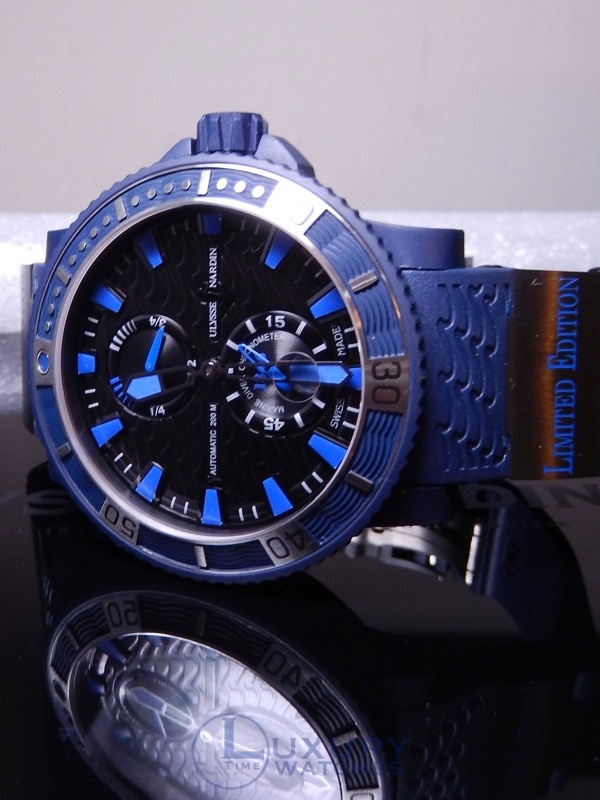 Ulysse Nardin Blue Sea Limited Edition
