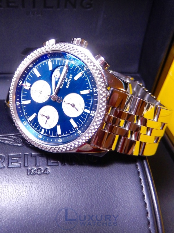 Breitling Bentley Mark VI Complication 19 Perpetual